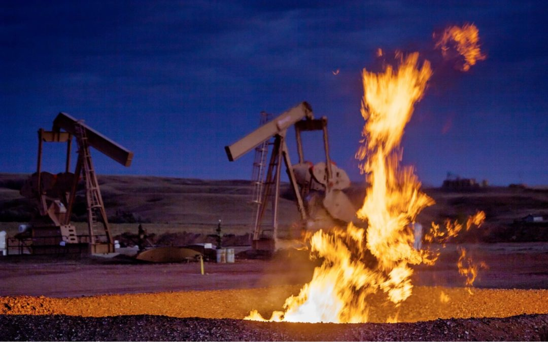 Trump Administration Wants to Make It Easier to Release Methane Into Air