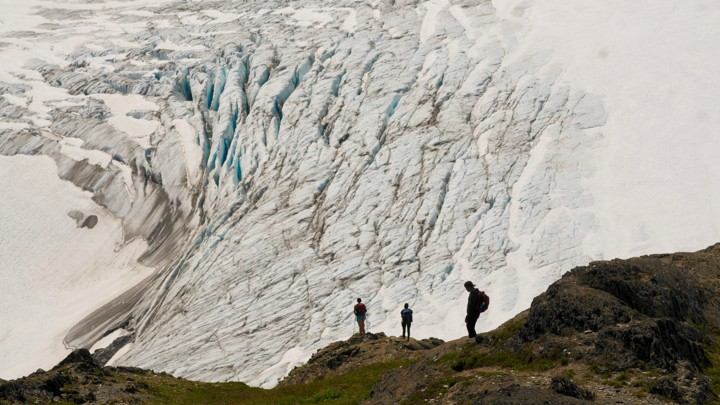 Glaciers Falling on Tourists: Yet Another Danger of Climate Change
