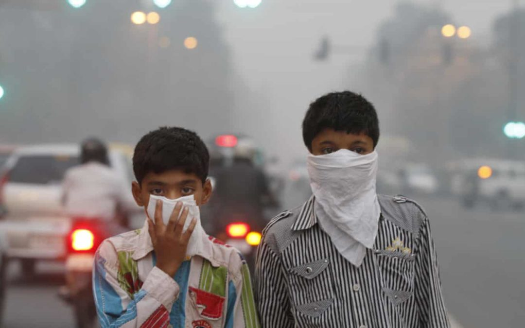 90% of world's children are breathing toxic air, WHO study finds