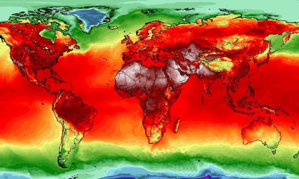 World at risk if warming exceeds 1.5C, UN warns
