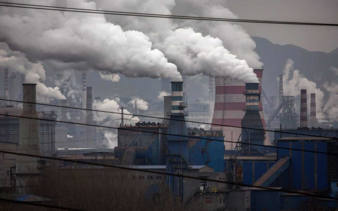 Energy sector's carbon emissions to grow for second year running