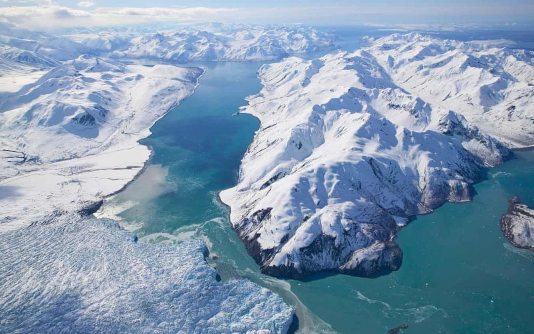 'We've never seen this': massive Canadian glaciers shrinking rapidly