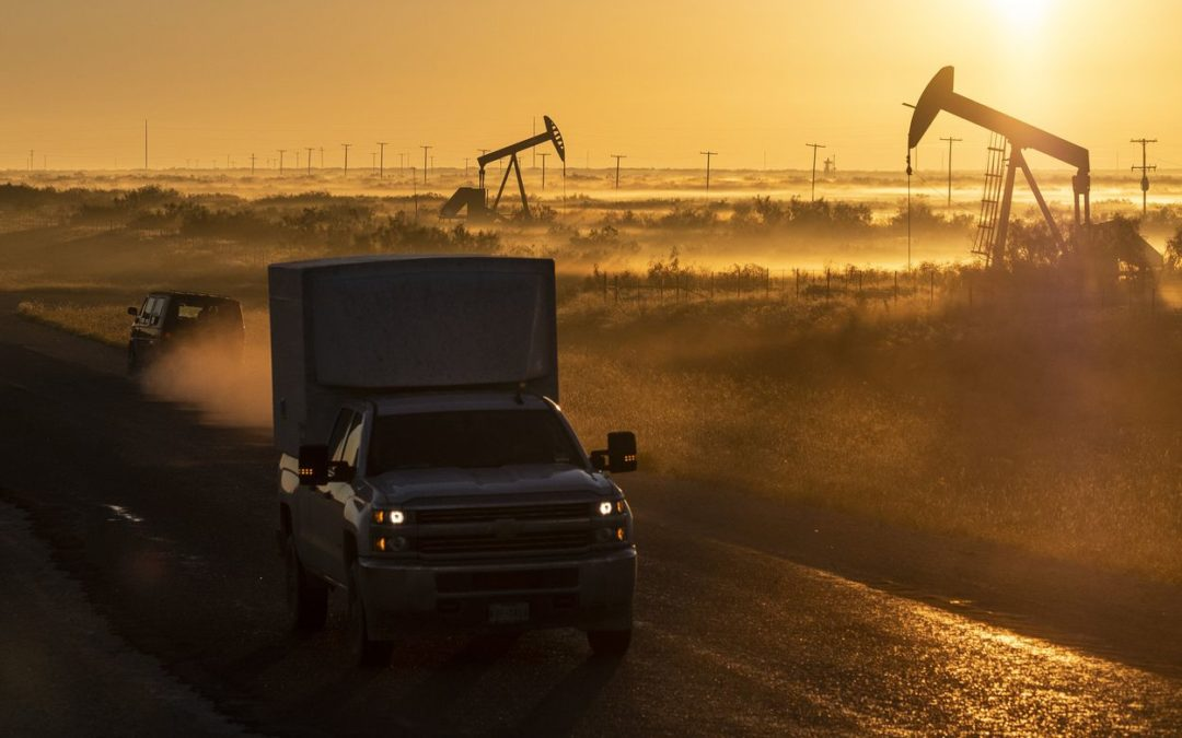 "As oil and gas exports surge, West Texas becomes the world's ""extraction colony"""