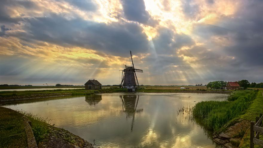 Climate change helping to sink parts of the Netherlands quicker than expected