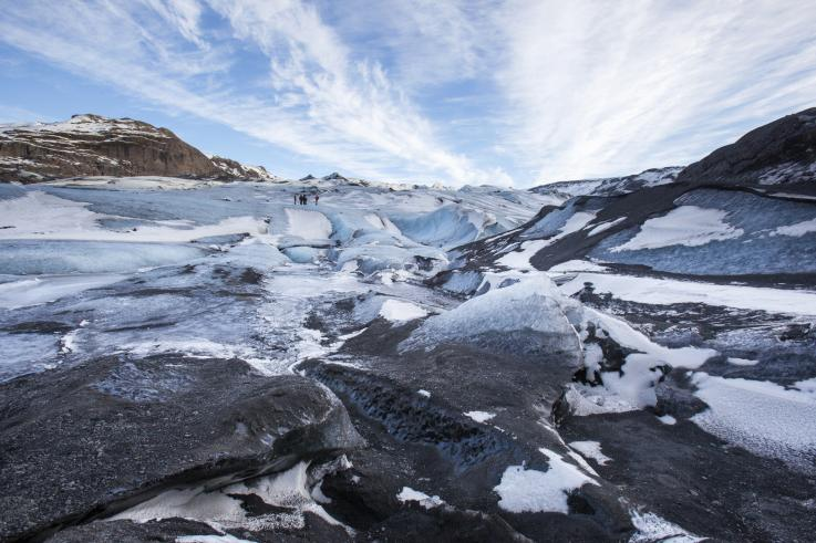 Iceland Volcano and Glacier are Releasing Huge Amounts of Methane