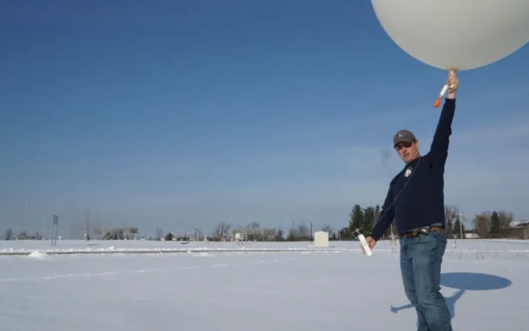 It's raining junk: Weather service dumping balloons and e-waste across the landscape