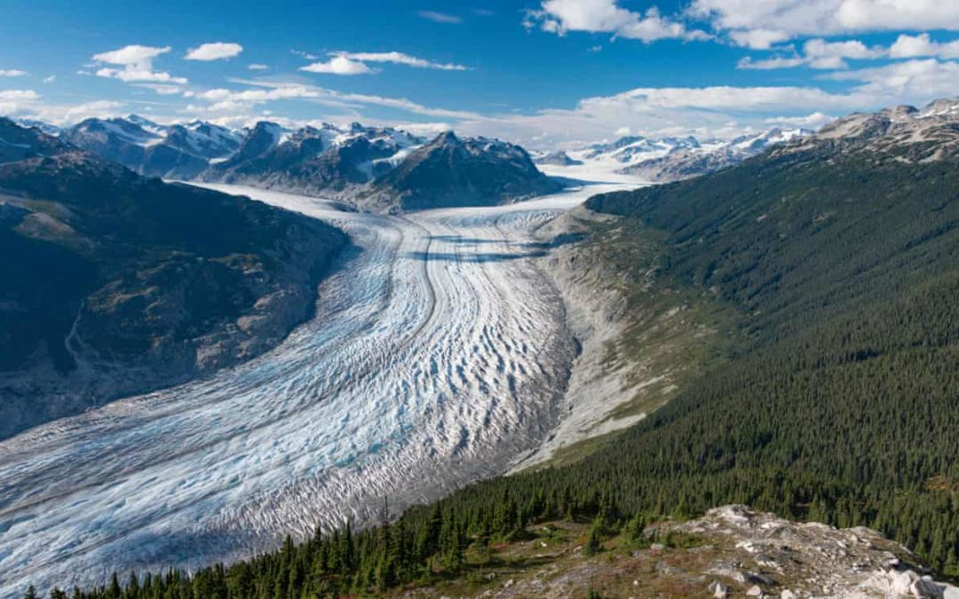 North American glaciers melting much faster than 10 years ago