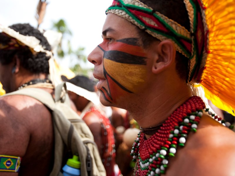 Brazil's Indigenous Peoples Suffer Wave of Invasions and Attacks