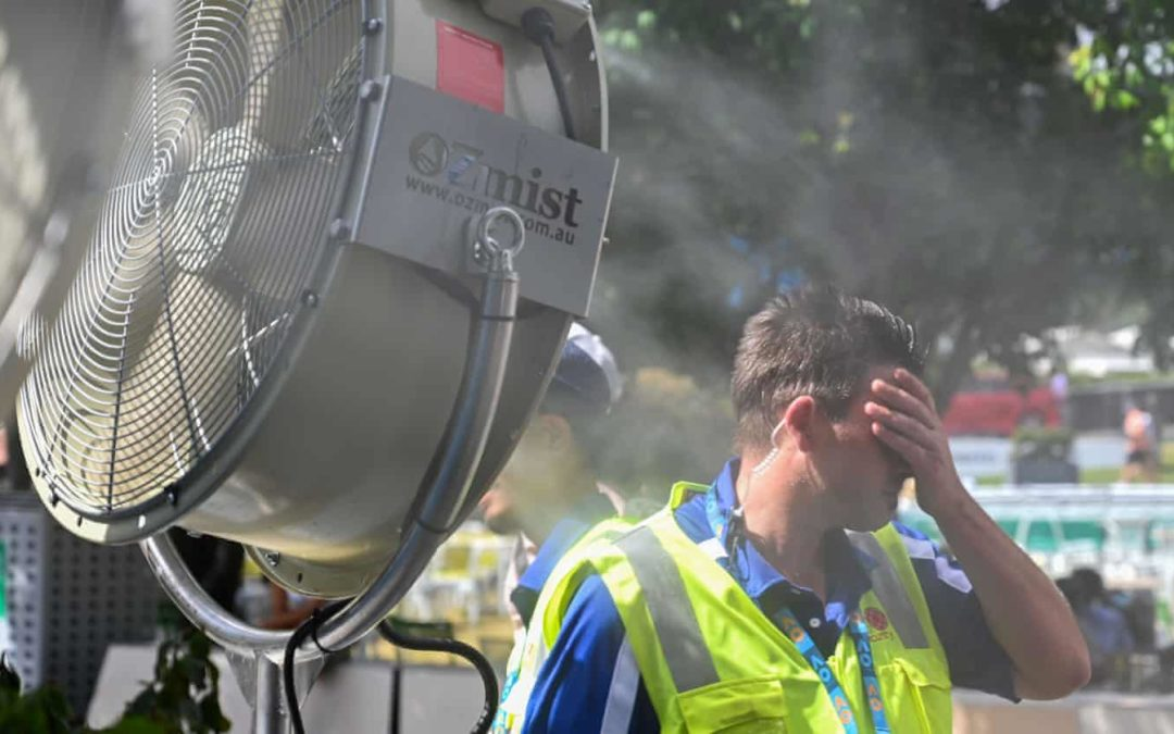 Australia's extreme heat is sign of things to come, scientists warn