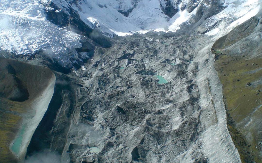 Terrifying assessment of a Himalayan melting
