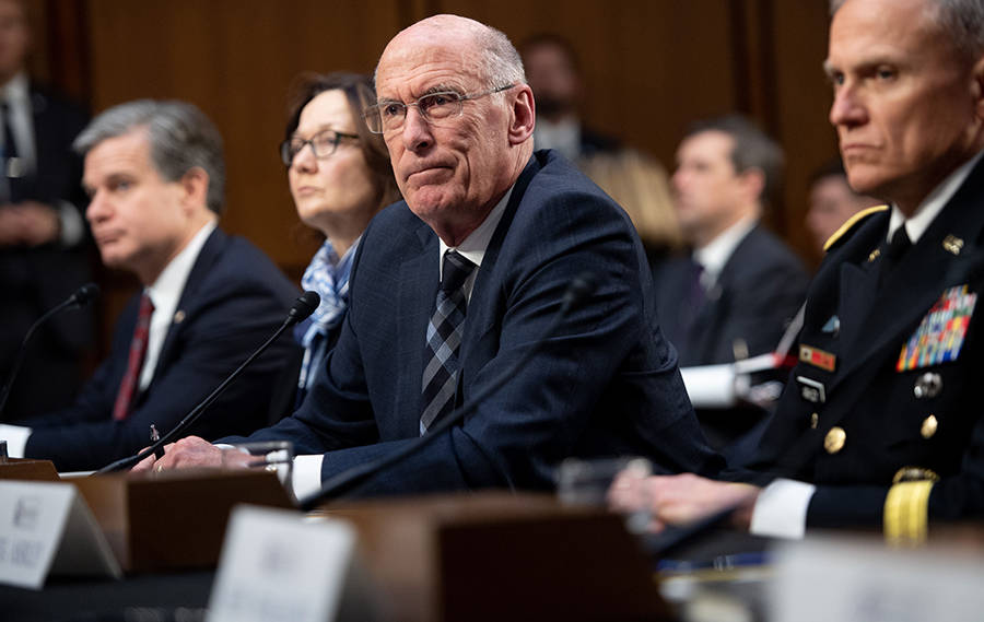U.S. Intelligence Officials Warn Climate Change Is a Worldwide Threat
