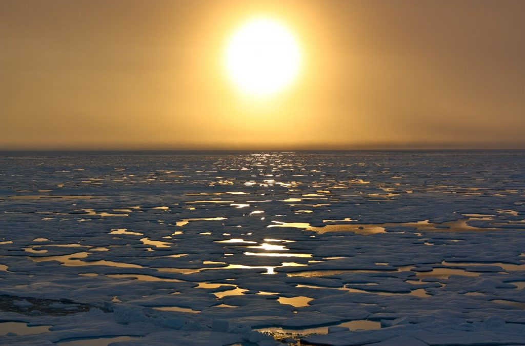 Ice-free Arctic summers could happen on earlier side of predictions