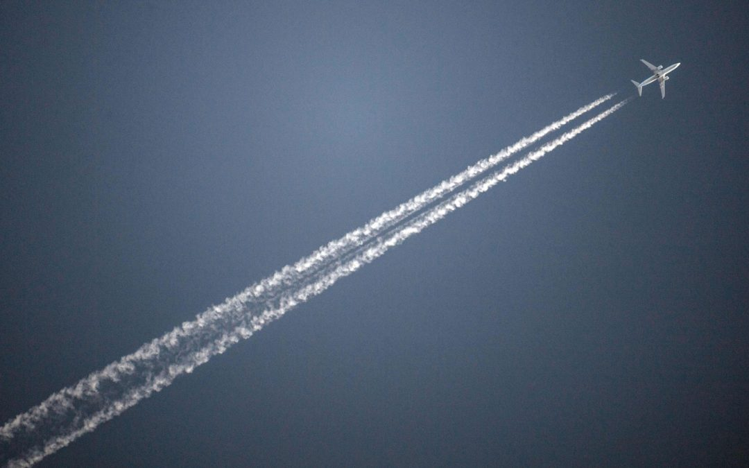 Airlines Were Supposed to Fix Their Pollution Problem. It's Just Getting Worse