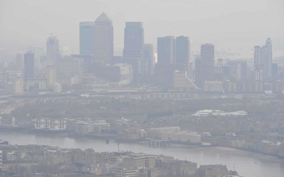 Air pollution deaths are double previous estimates