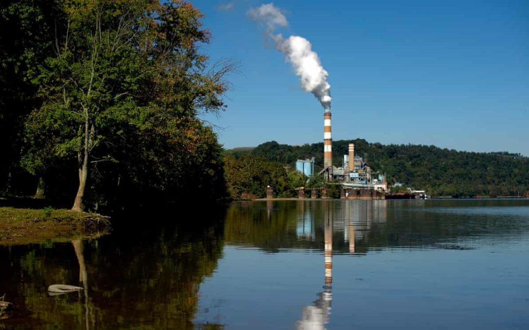 Most US coal plants are contaminating groundwater with toxins