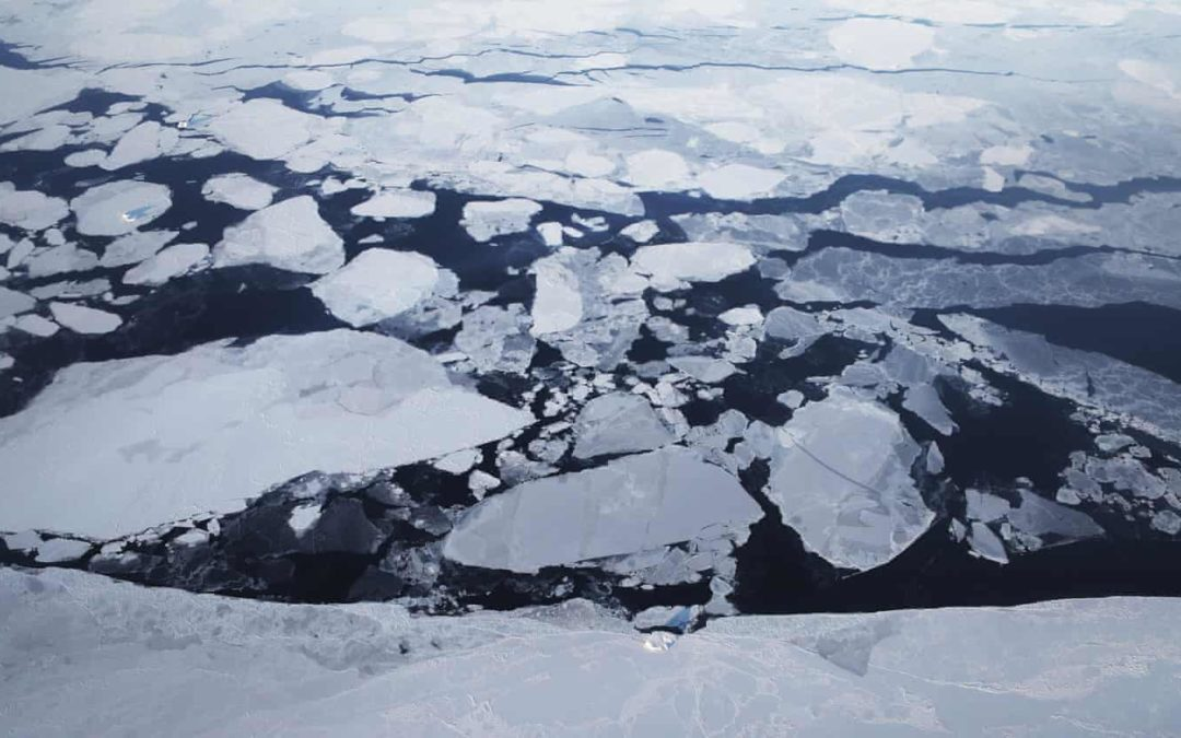 Sharp rise in Arctic temperatures now inevitable