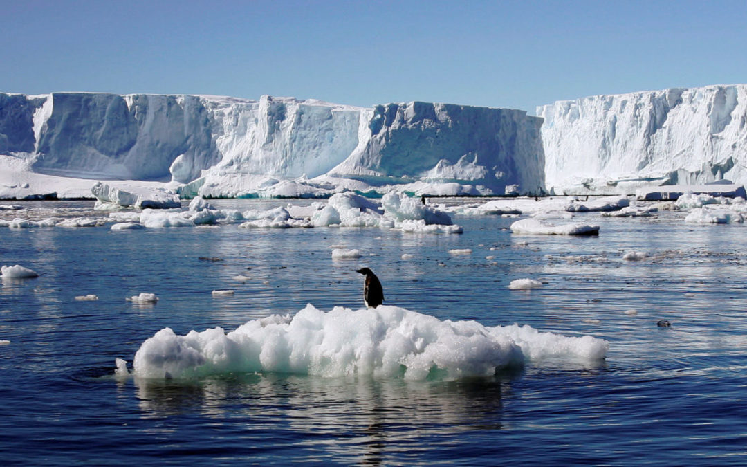 Polar Warning: Even Antarctica's Coldest Region Is Starting to Melt