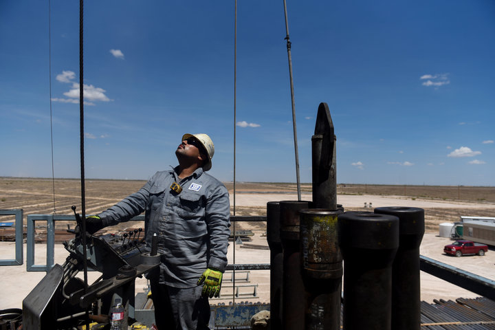 New U.S. Oil And Gas Drilling To Unleash 1,000 Coal Plants' Worth Of Pollution By 2050