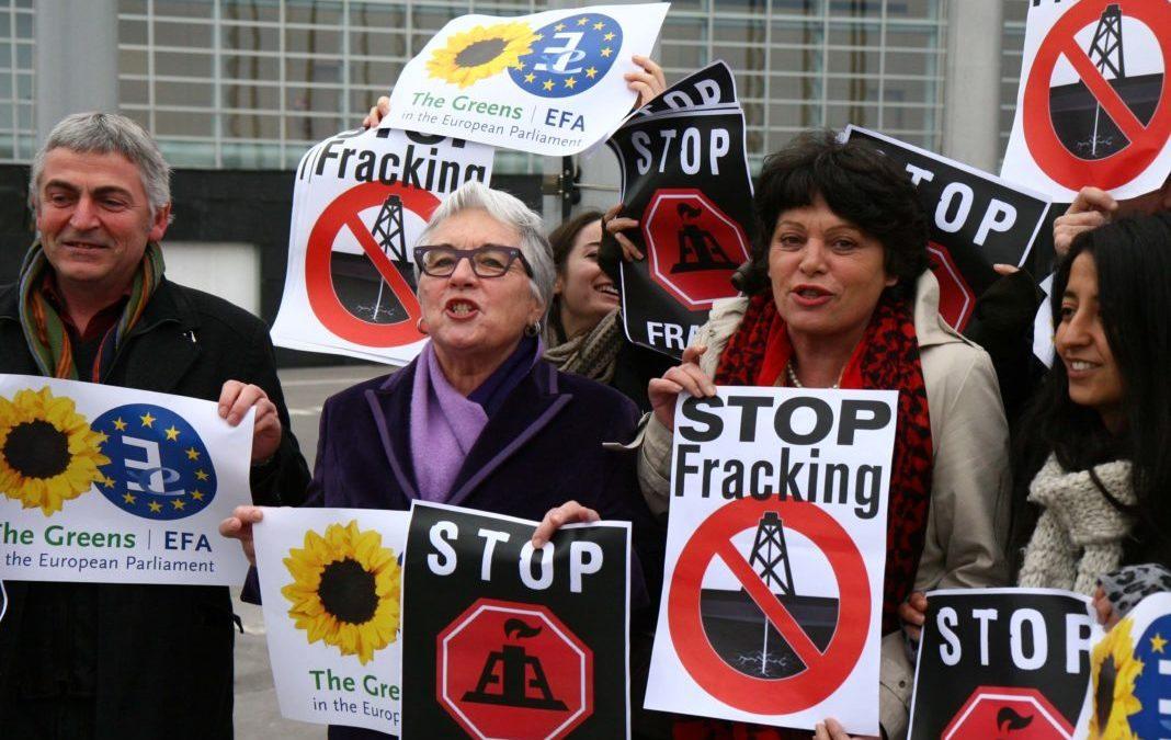 Fracking the world: Despite climate risks, fracking is going global