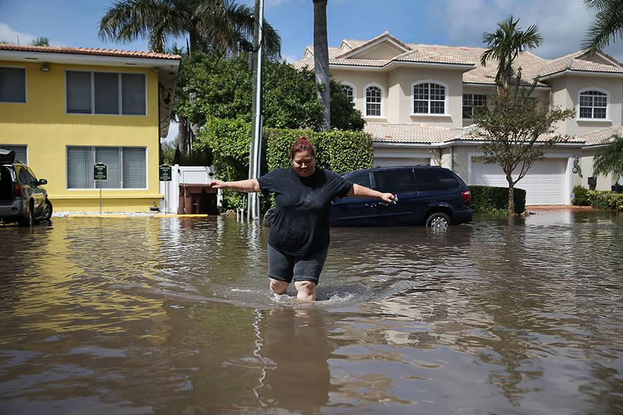 Coastal Flooding Is Erasing Billions in Property Value as Sea Level Rises