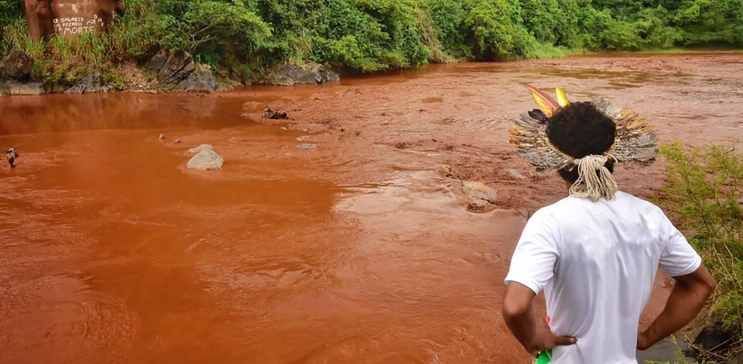 Waste From Collapsed Dam Kills Aquatic Life in Brazil River