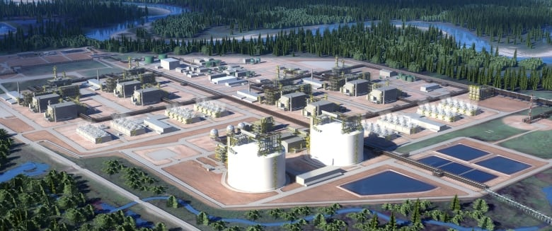 B.C. government announces new tax credit for LNG projects