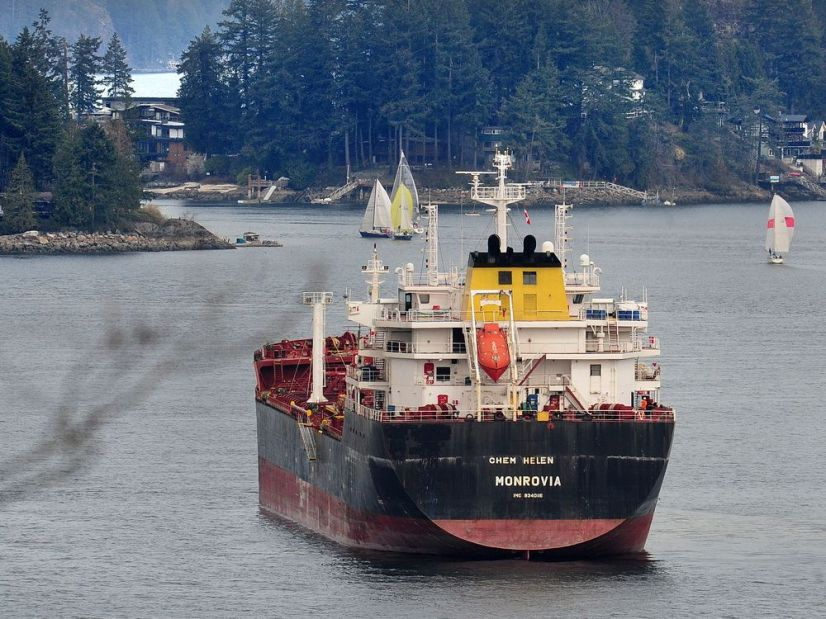 Chinese demand leads to huge jump in crude oil exports from B.C.