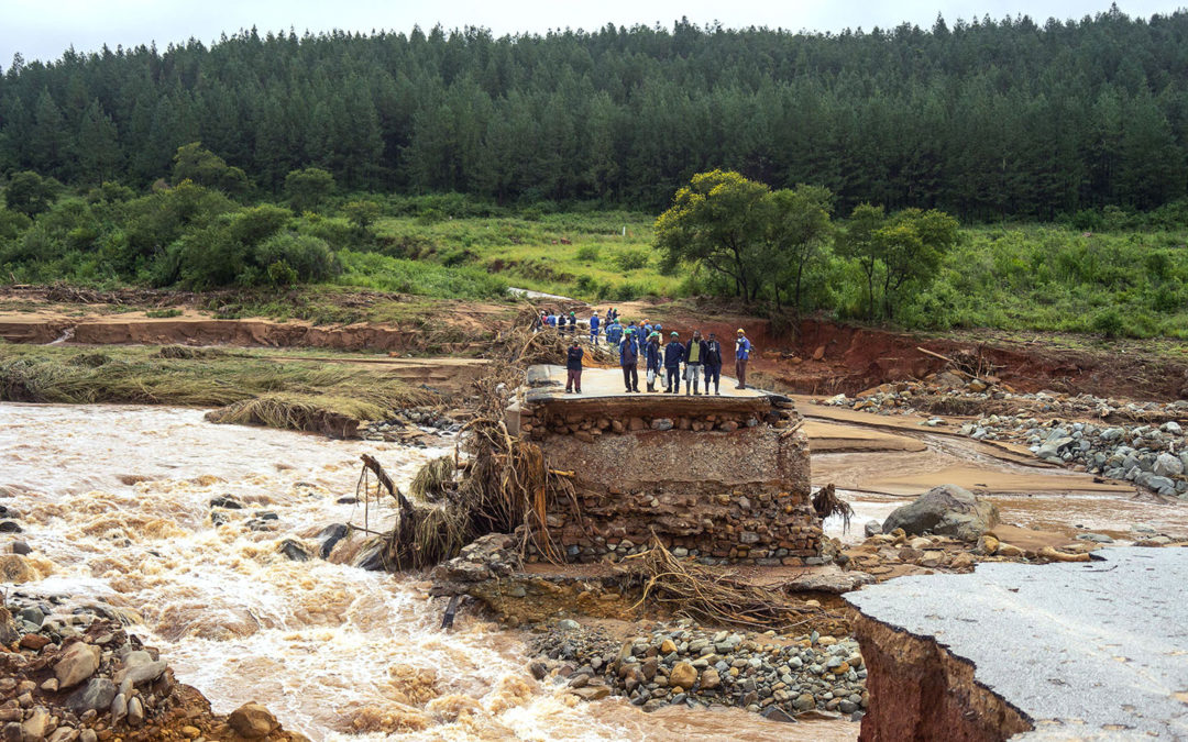 Cyclone Idai lays bare the fundamental injustice of climate change