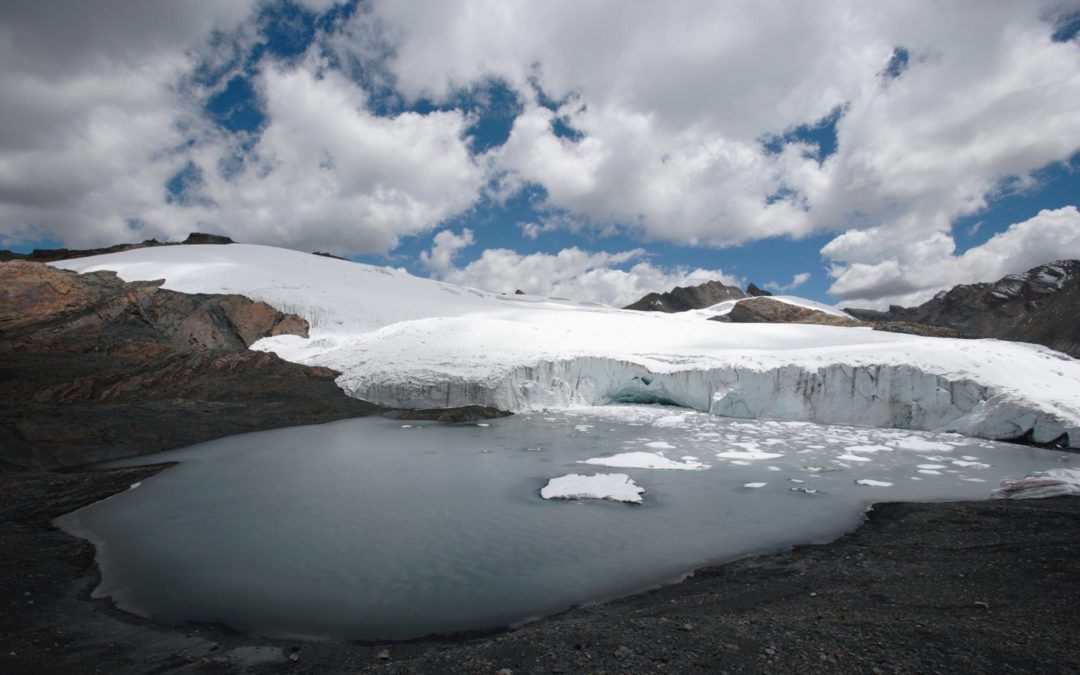 Melting glaciers contribute a third of sea-level rise