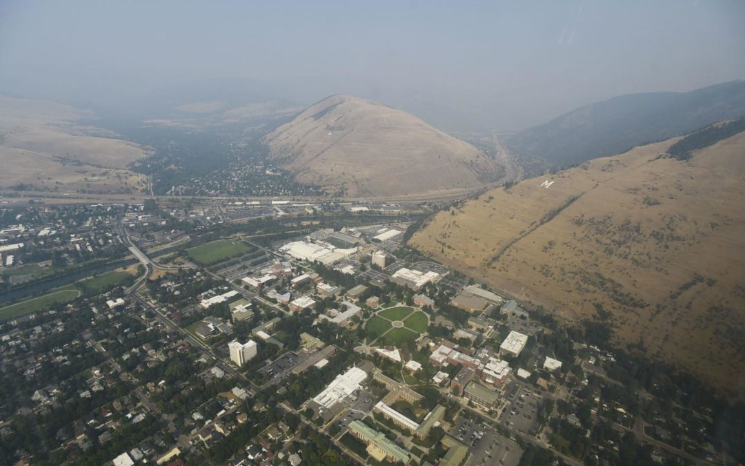 Climate change worsening air pollution in Missoula, other MT areas