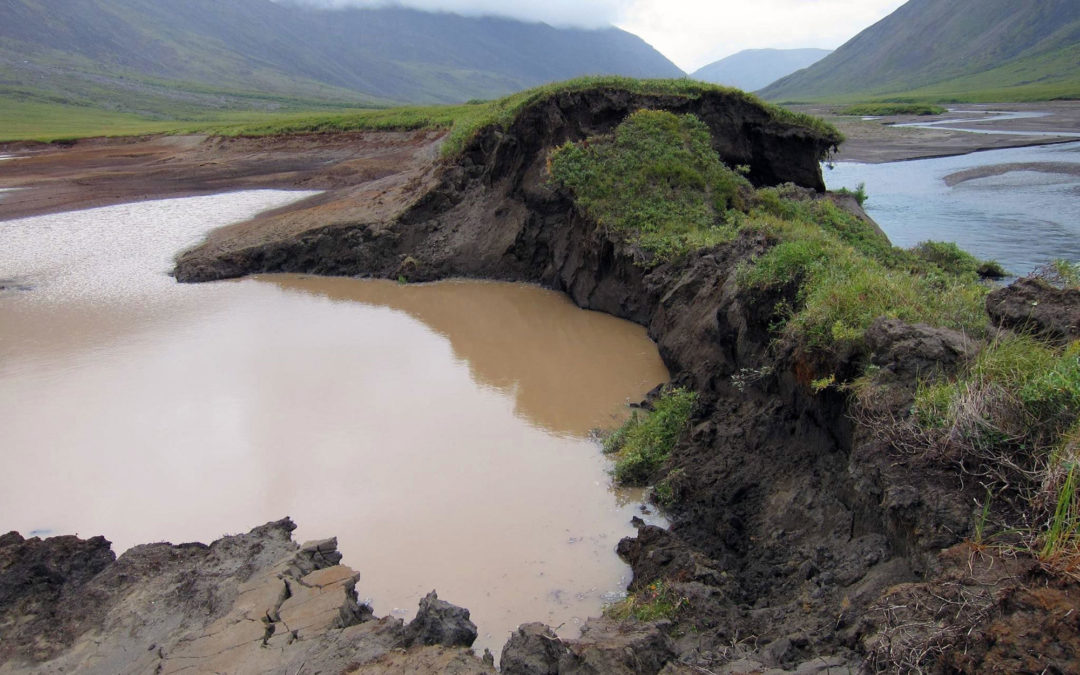 Melting Permafrost Releasing High Levels of Nitrous Oxide, A Potent Greenhouse Gas