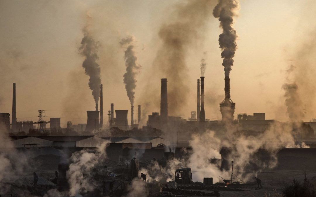 We just set a scary new CO2 record
