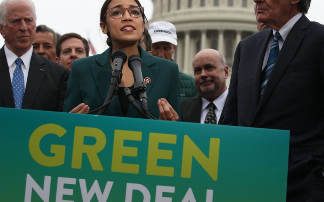 The 'green new deal' supported by Ocasio-Cortez and Corbyn is just a new form of colonialism