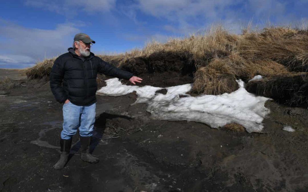 Climate crisis: Alaska is melting and it's likely to accelerate global heating