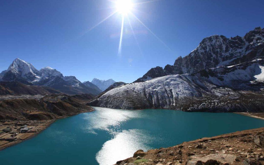 Himalayan glacier melting doubled since 2000, spy satellites show