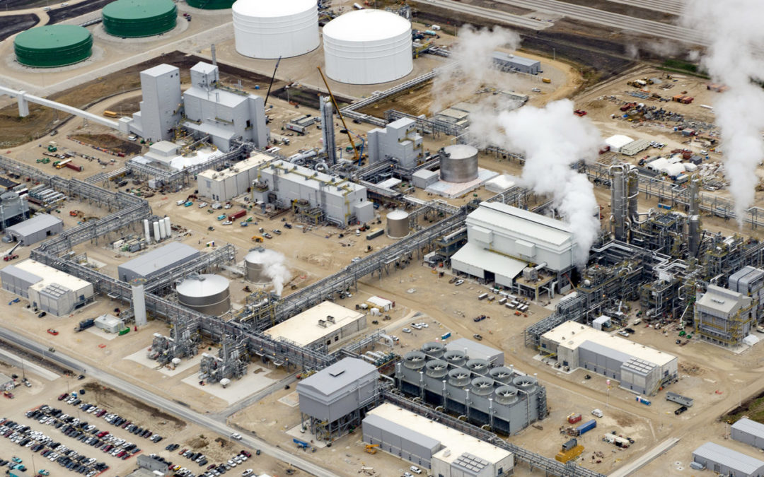 Fertilizer plants emit 100 times more methane than reported