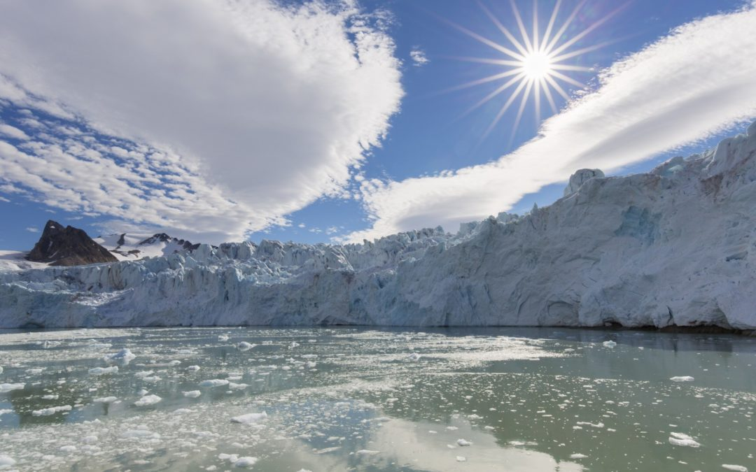 New research shows that Paris Agreement goals might not save the Arctic