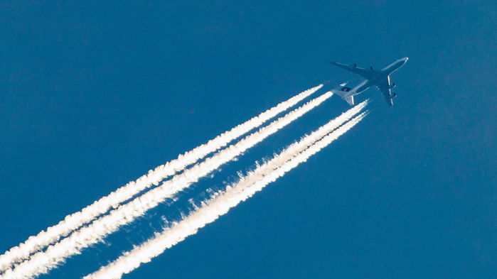 Aviation's dirty secret: Airplane contrails are a surprisingly potent cause of global warming