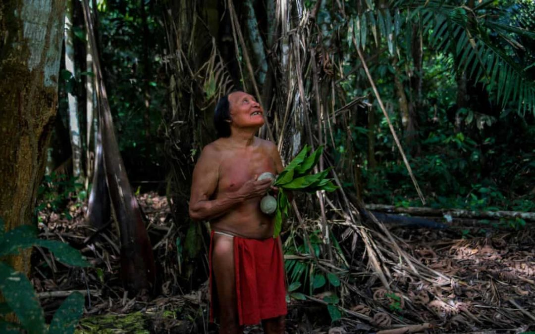 Amazon gold miners invade indigenous village in Brazil after its leader is killed