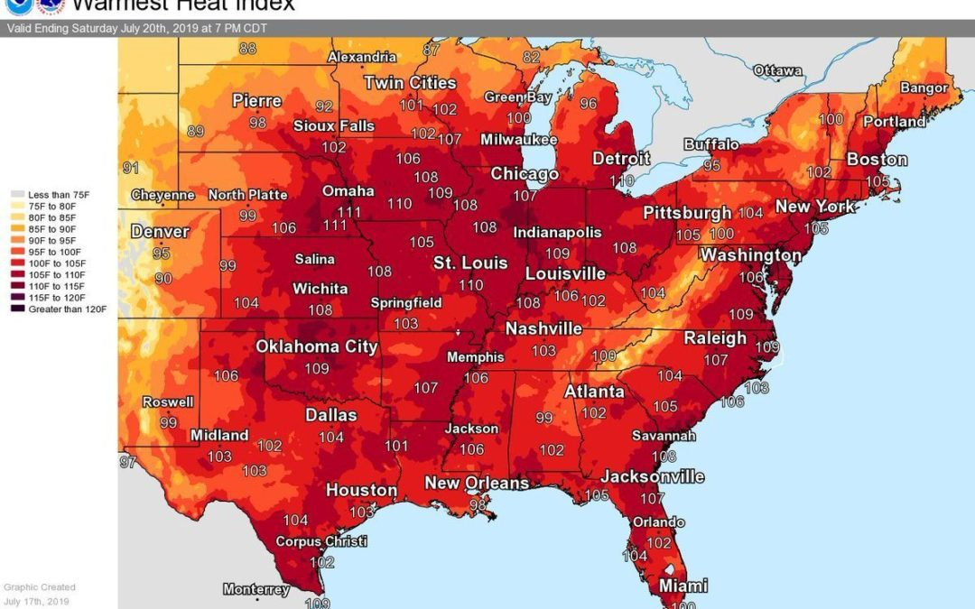 Increased frequency of and population exposure to extreme heat index days in the United States during the 21st century