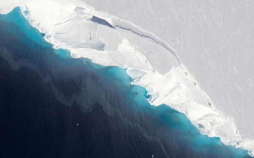 Glacial melting in Antarctica may become irreversible