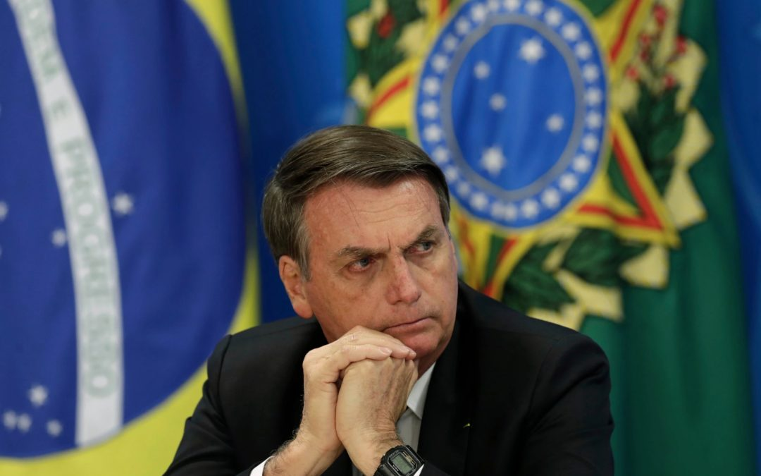 Bolsonaro Fires Head of Agency Tracking Amazon Deforestation in Brazil