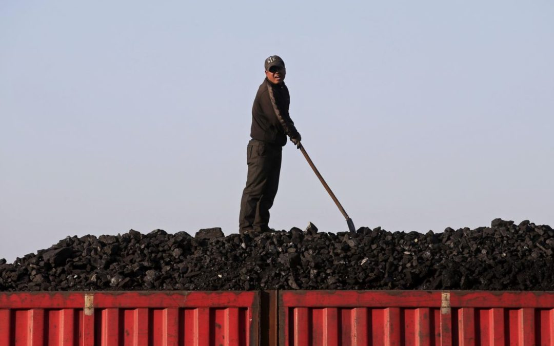 China coal mine approvals surge despite climate pledges