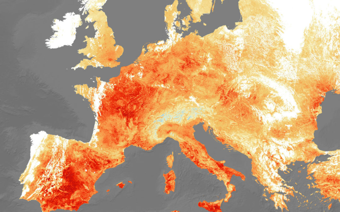Europe Is Warming Faster Than Even Climate Models Projected