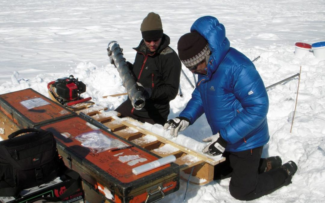 """Greenland's Growing """"Ice Slabs"""" Intensify Meltwater Runoff into Ocean"""