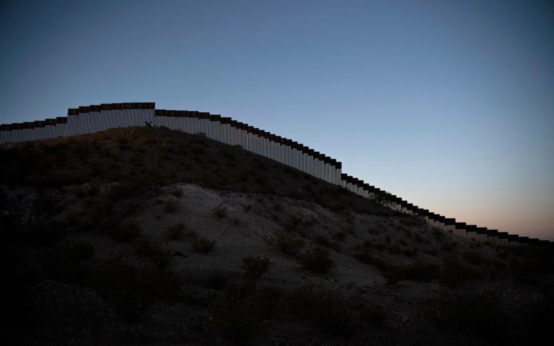 Trump's Border Wall Endangers Arizona's Wildlife Amid Drought