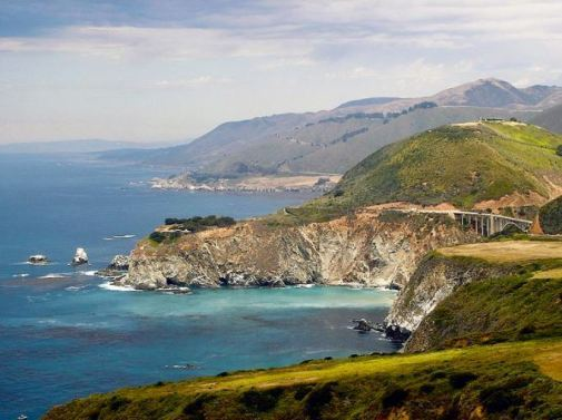 Feds Open Slice of California's Central Coast to Oil & Gas Drilling
