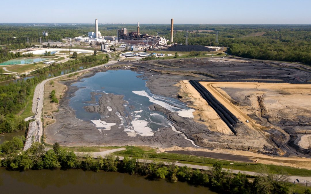 E.P.A. to Roll Back Rules to Control Toxic Ash from Coal Plants