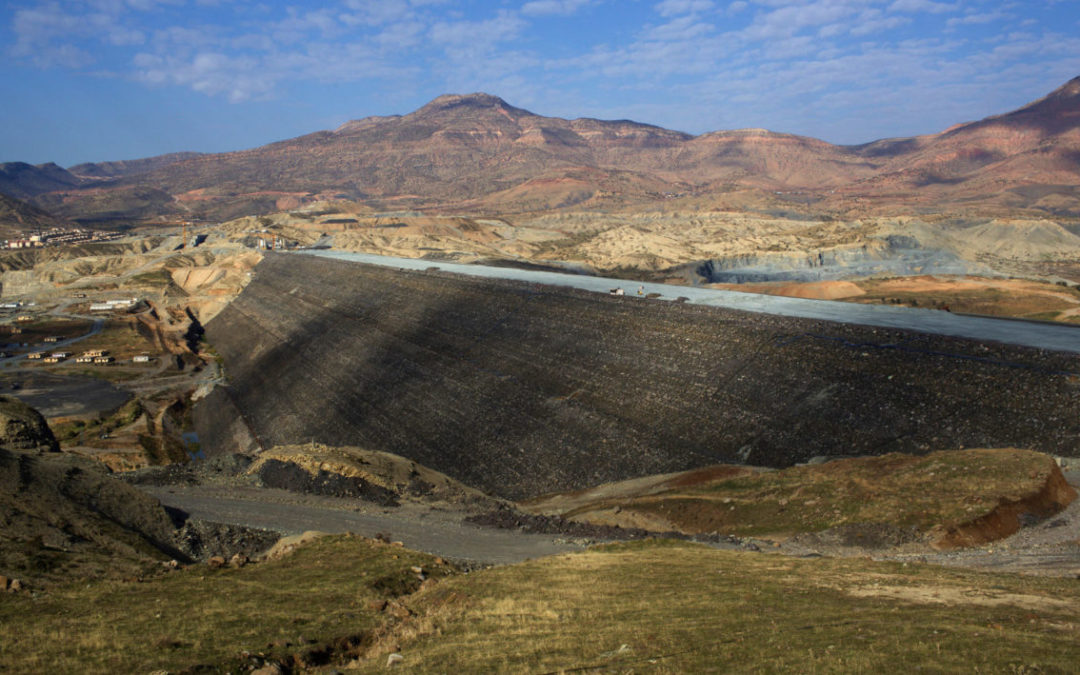 Turkey's Dam-Building Spree Continues, At Steep Ecological Cost