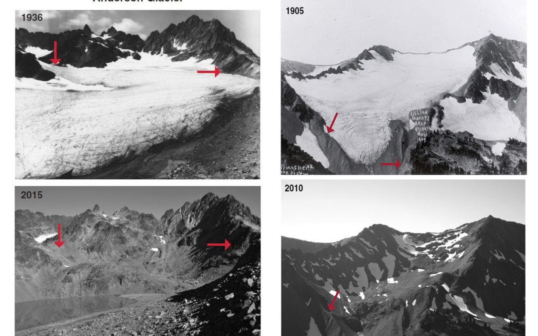 Study: Future of western glaciers is grim
